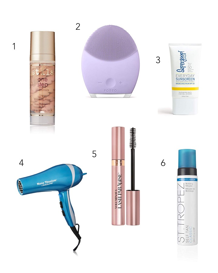 My round-up of beauty products included in Amazon Prime Day.