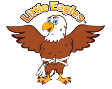 Little EaglesⓇ Martial Arts logo