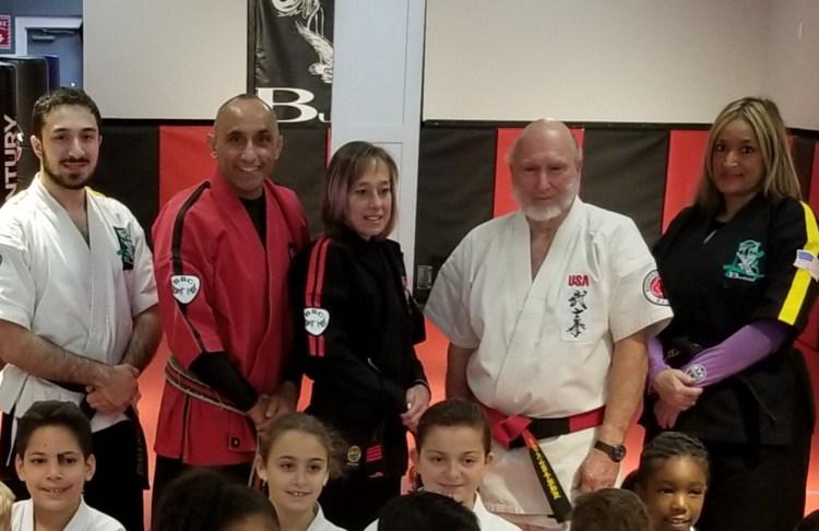 karate tournament judges