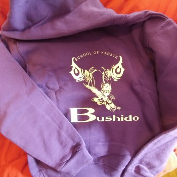 Bushido kids sweatshirt