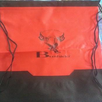 bushido backpack