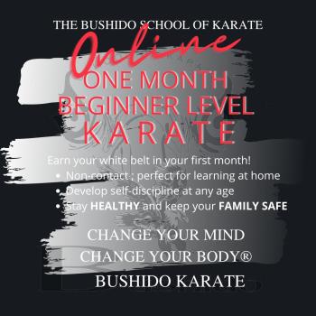 online karate gift card