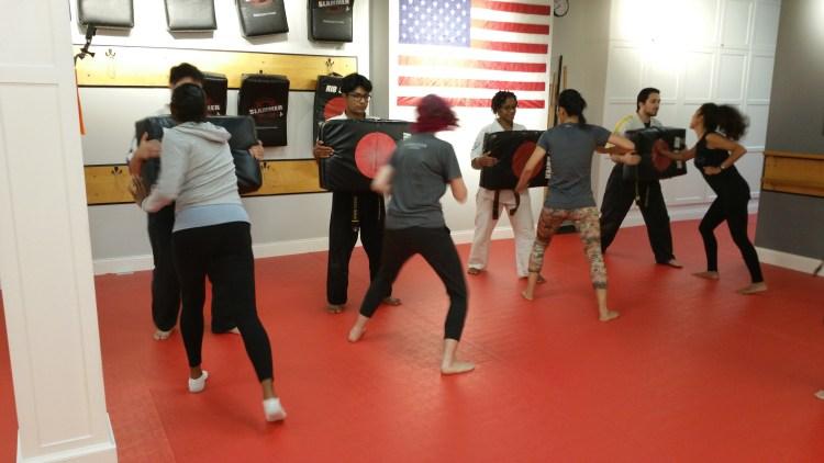 Group Self Defense