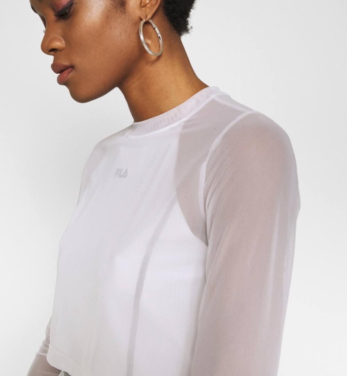 fila magenta t-shirt