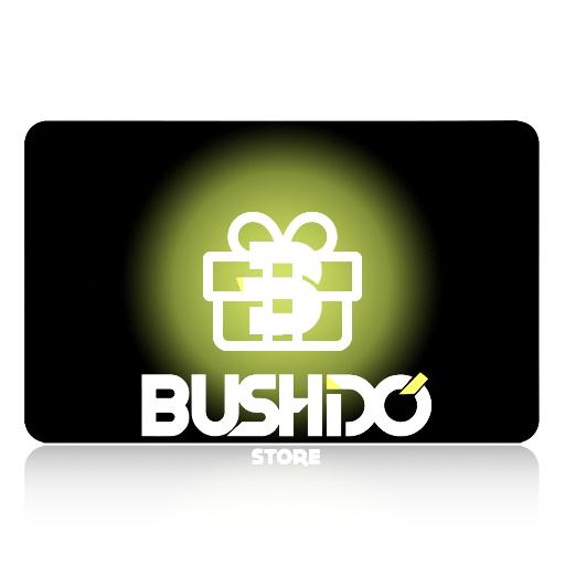 bushido-gift-card