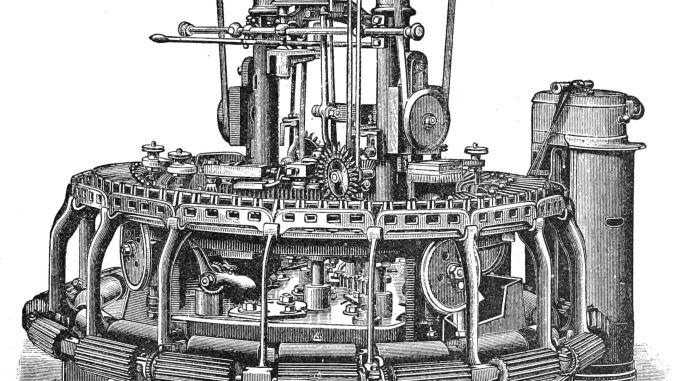 Secret of Machines