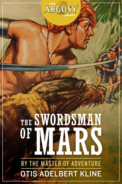 swordsman of mars