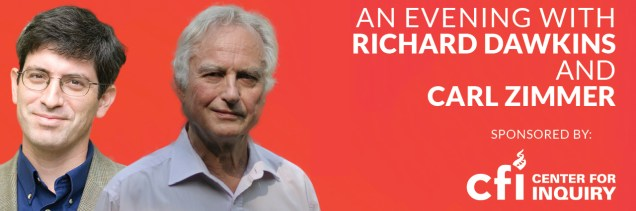 Image result for AN EVENING WITH RICHARD DAWKINS