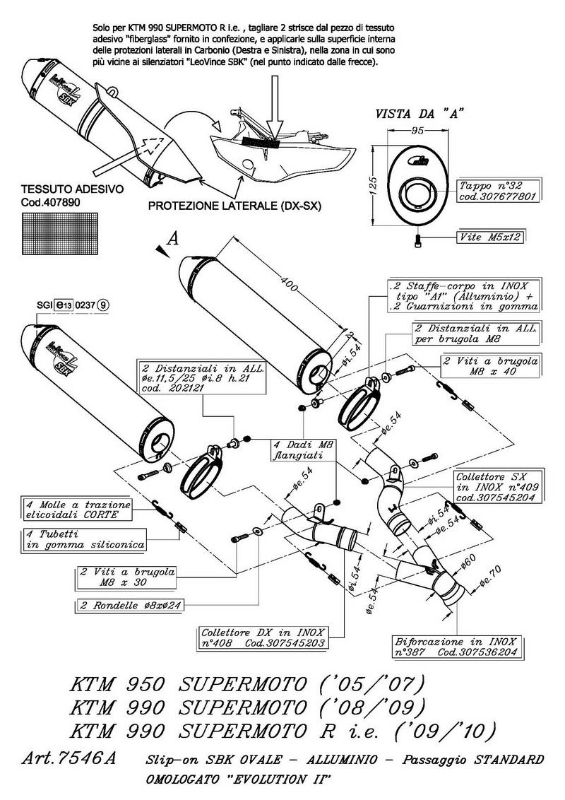 Seria tłumików i układów wydechowych sbk przeznaczone do motocykli szosowo sportowych turystycznych oraz maxi skuterów jest to wiodąca linia układów