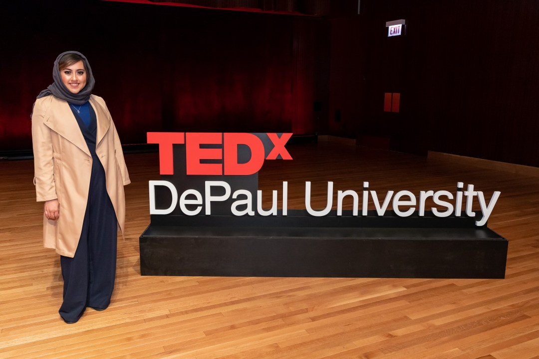 TEDx DePaul University April, 2019