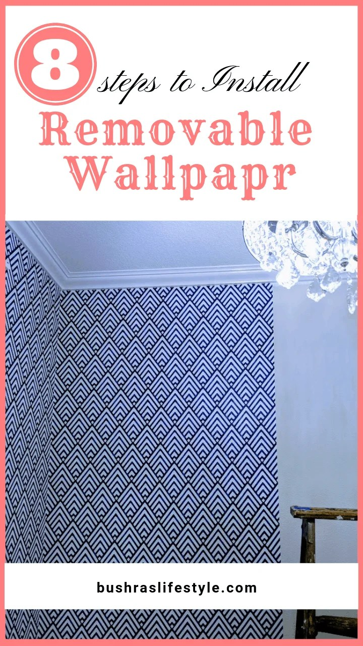 diy removable wallpaper