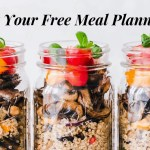 How To Use A 52-Week Free Meal Planner