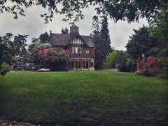 Gracemont lawn