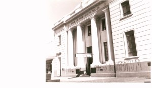 This bank has shares in Uranium - August 1980, Townsville