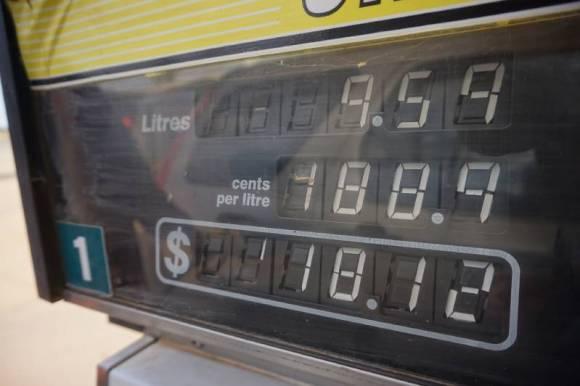 ガソリン オーストラリア