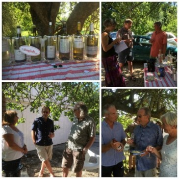 Summer Wine Tasting Time at Bush Vines. We have some terrific new finds from South Africa and Spain + our expanded English wine range. Great opportunity to discover new wines, taste new vintages. Some organic, many award-winners