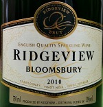 English Sparkling wine from Sussex beats Champagne