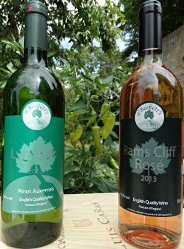 a'Becketts wines 2013 Content