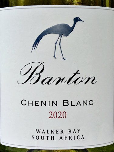 Barton Estate Chenin Blanc 2020 in the words of Platters Guide is juicy and impeccably balanced with some real substance to it. Attractive, crisp with full -flavoured Chenin. Some mineral complexity. Delicious, dry white from Walker Bay, South Africa. Excellent value.