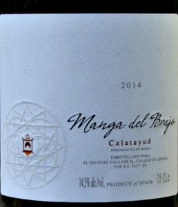 Manga del Brujo 2015 is very like a Priorat in style. Wonderful old vine Garnacha, is blended with Syrah, some Tempranillo and Mazuelo with some oak ageing, to make a complex, big wine that has exceptional balance. If you like really good Rhone Villages wines, this will surprise you with the quality and price. One of Norrel Robertson MW great wines. Also know as El Escoces Volante. From a less well known area of Spain, DO Calatayud.