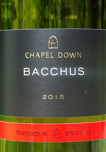 Chapel Down Bacchus 2015 Gold Medal UK Wine Awards, Decanter Silver Medal, stunning English Bacchus at a brilliant price
