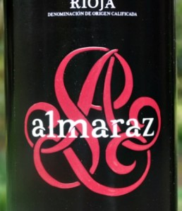Almaraz Tempranillo 2016; appealing lightly oaked Rioja; fruity and elegant; one of our most popular Riojas; good value from Bodegas Medievo