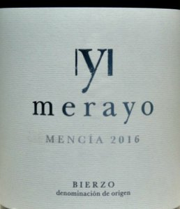 Merayo Mencia - discover the lovely Mencia grape to find a different, stunning red wine from Northern Spain. Pedro Merayo has some of the best vineyards in Bierzo. Stunning value from Bush Vines at £8.99
