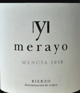 Merayo Mencia 2018 is a lovely fresh and flavoursome red from Bierzo in NW Spain. Aromas of cherry fruit, hints of mushrooms and lovely dark cherry fruit flavours and a touch of spice. Described as the Pinot Noir of Spain. A delicious medium-bodied red that is worth discovering.