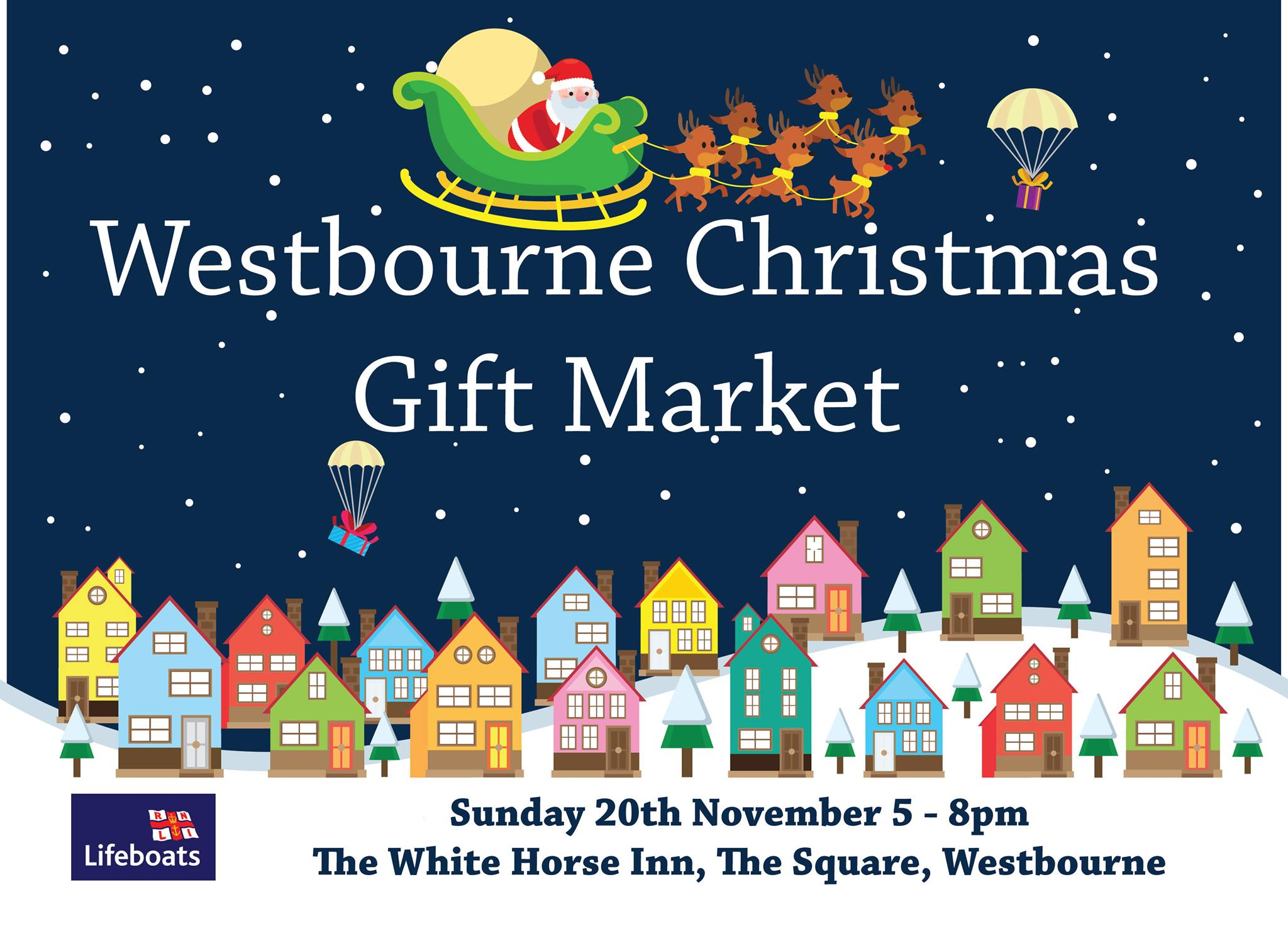 Westbourne Christmas Gift Market Sunday 20 November; Taste and discover great wines; English Wine West Susses Gift Box