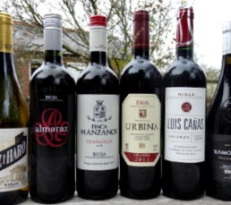 Terrific Case Offer of Riojas is stunning value. Includes 3 high end Crianzas, Urbina, Ramon Bilbao Edicion Limitada and Luis Canas plus one white Rioja and two young fruity Riojas. This Case Offer makes a wonderful present for the wine lover in your life.