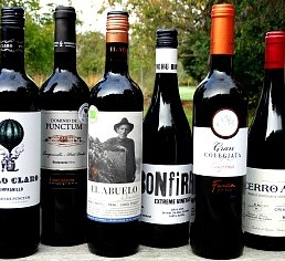 Winter Warmers Case Offer; brilliant value case of sumptuous winter reds to keep you warm! 3 organic reds, plus a Rioja Crianza and a Toro from Spain and an intriguing blend of Shiraz, Grenache and Malbec from South Africa. Discover some new wines from family producers.