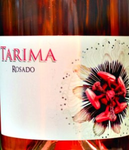 Tarima Rosado 2018; a different, fuller flavoured dry rose with bags of cherry fruit and great length. Great with food and also on its own. Now is the time for Rose!