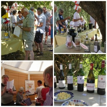 Bush Vines Summer Tasting 6 & 7 July 2019 is a must for your diary. Informal Wine Tasting near Emsworth PO10. Booking essential; discover great wines and great prices from small producers. Terrific quality and value. Organic, biodynamic, vegan.