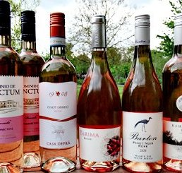 All in the Pink is a fantastic case of dry Rosé wines; perfect for the summer. Blush Rosés from Spain, Italy, South Africa and England. Move over Provence Rosé, these are all dry, elegant refined Rosés at a brilliant price.