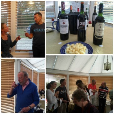 September Wine Tasting; a free tasting held near Emsworth, 21 & 22 September, where you can discover great wines at great prices. Informal Tasting of wines from Spain, England, South Africa and New Zealand. Booking essential.