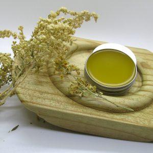 goldenrod salve - balm