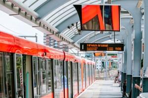 Londres 2018: Les transports