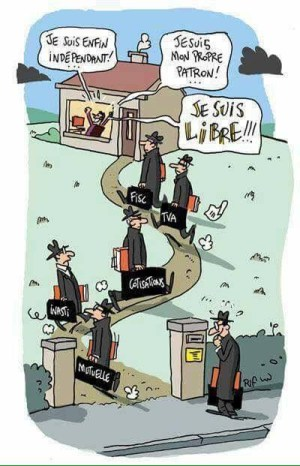 Police Fiscale en France