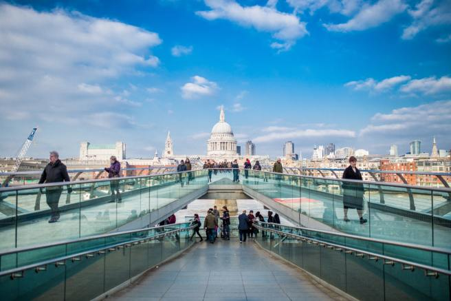 City de Londres et le Brexit
