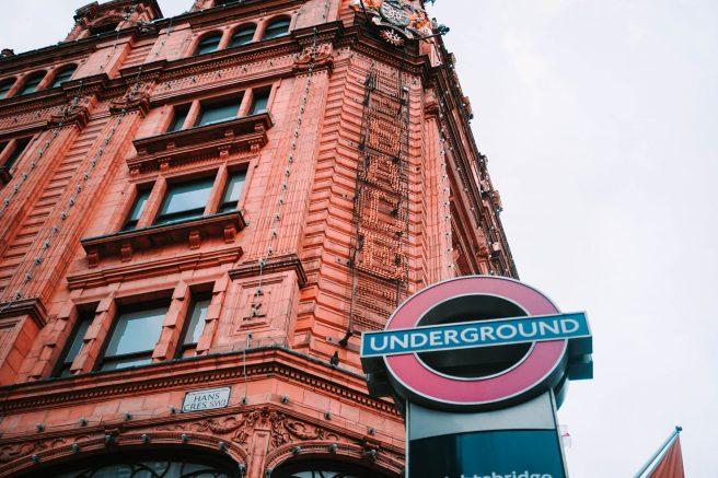 Été à Londres