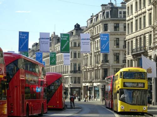 Londres, la ville monde !