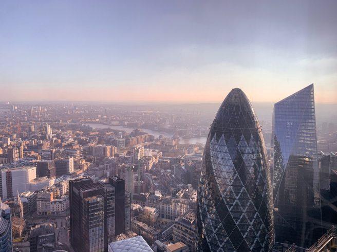 Singapour sur Tamise : Coworking à Londres