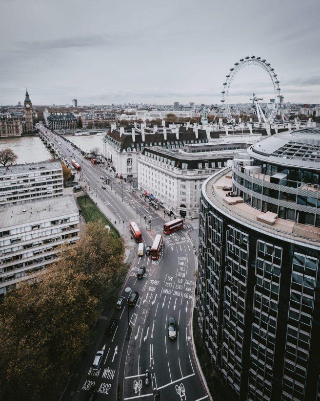 Les entreprises britanniques traversent la crise