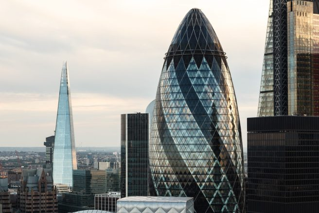 Hub mondial de la finance