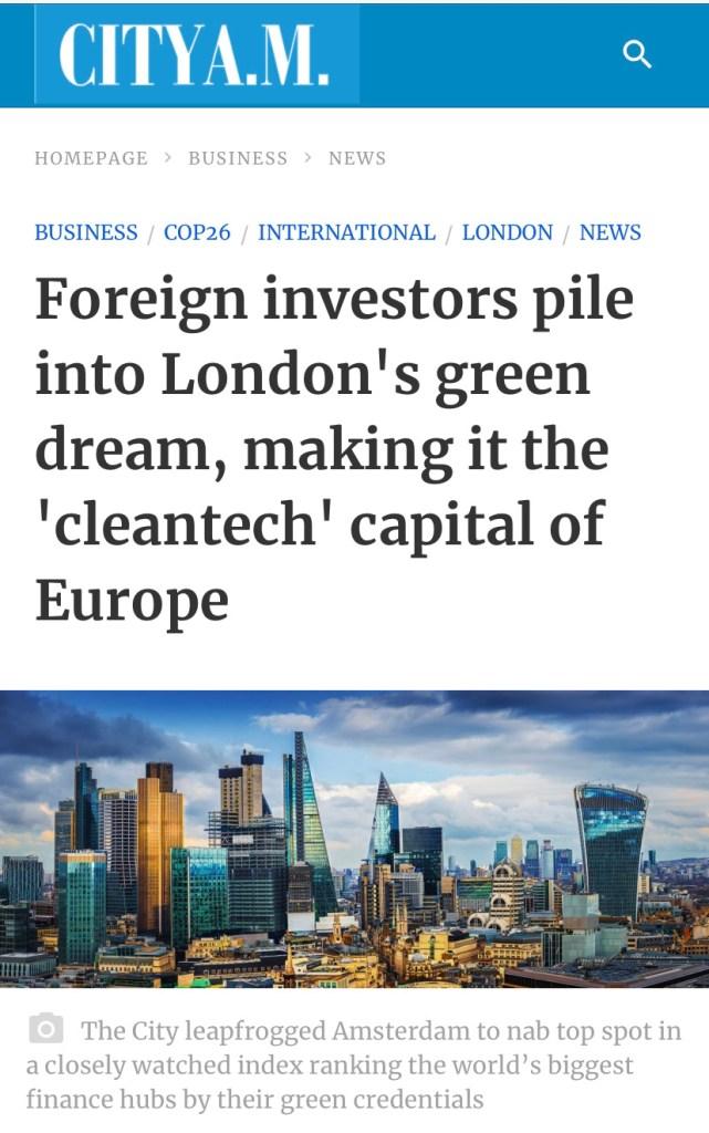 Indice mondial de la finance durable : Finance verte au service du climat !