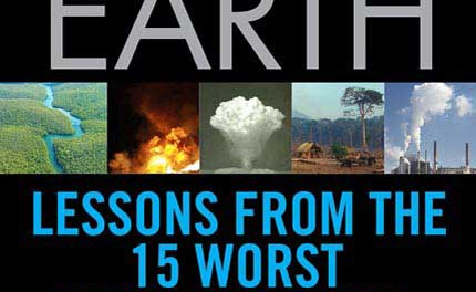 """BOOKS: Environmental Disasters as Case Studies in """"This Borrowed Earth"""""""