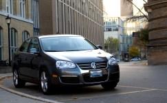 A 2009 Volkswagen Jetta TDI Clean Diesel