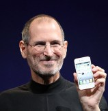 Apple CEO Steve Jobs in June 2010