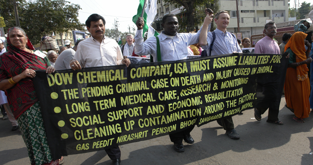 26 Years After Bhopal: Are Chemical Plants Any Safer?