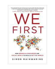 WeFirst Book Cover